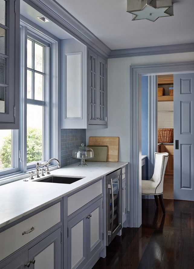 Butler S Pantry Cabinet Paint Color Butlerspantry