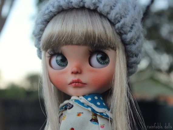 ***RESERVED FOR S.Y.S*** Please do not purchase unless you are S.Y.S! In the bitter terrain of the northeast lives a little girl called Harbin. Named after the city of old Manchuria known for its frosty weather and annual Ice Festival. With lovely silver hair that is reminiscent of sparkling icicles and her fair face flushed red from the cold, she is a stunning visage in the winter woods. Brrr! Clothing and accessories pictured not included but she will come to you wearing something pretty…