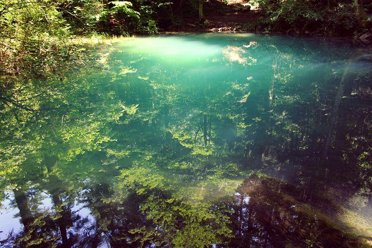 https://flic.kr/p/J3xpcM | Ochiul Beiului | Ochiul Beiului Lake, Caras Severin County, Romania