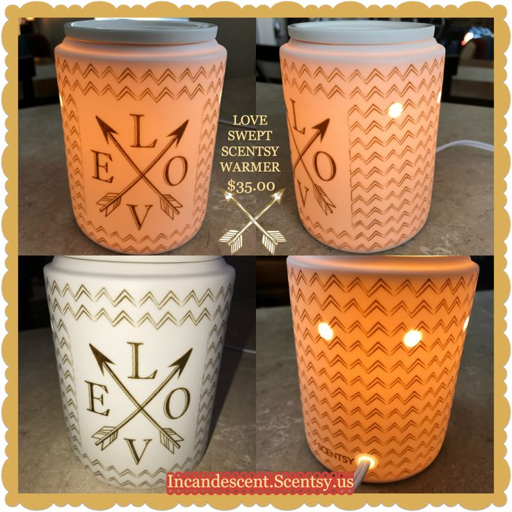 Love Swept Scentsy Warmer Scentsy Spring Summer 2017