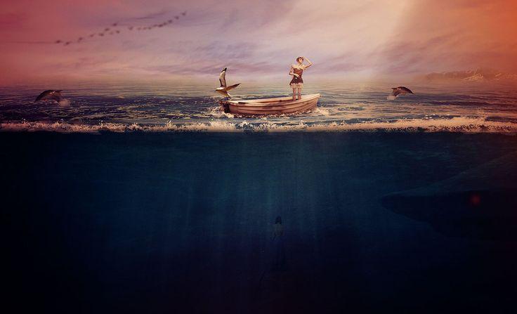 My #photoshop manipulation work :)