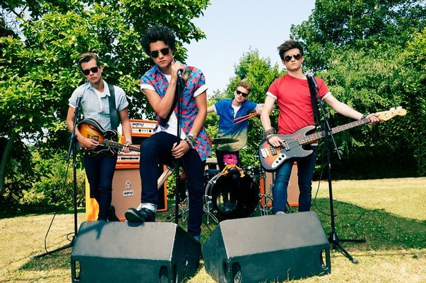 the vamps | The Vamps prepare to conquer Cardiff in quest for global dominance