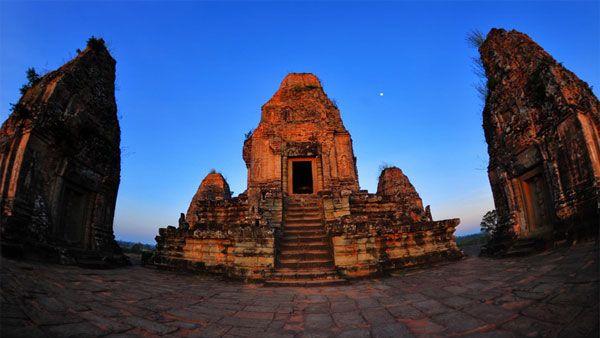 Cambodge : Angkor