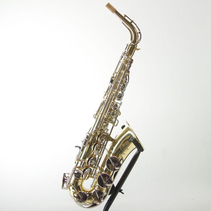 Yamaha Advantage YAS-200AD Alto Saxophone (s520)