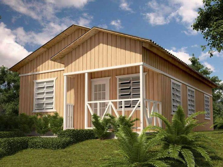 17 best images about tropical houses on pinterest - Casas de madera por dentro ...