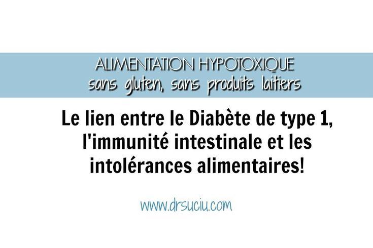 Photo Le diabète de type 1 et l'immunité intestinale drsuciu