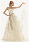 MS251001 by Melissa Sweet For David's Bridal,