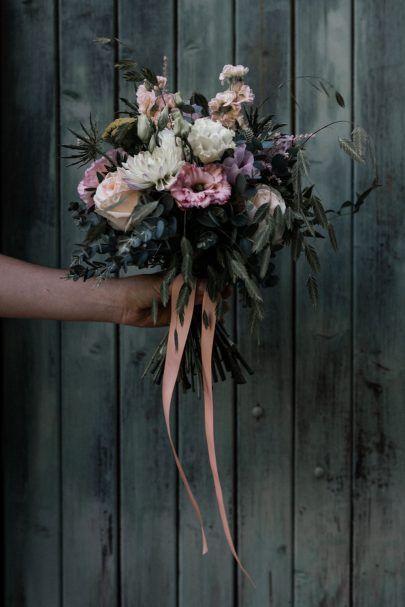 Bouquet de mariée - Julien Navarre - La mariée aux pieds nus