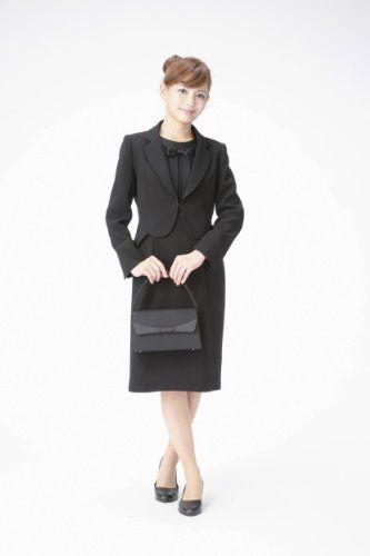Amazon.co.jp: (マーガレット)marguerite m439 ブラックフォーマル レディース アンサンブル 礼服: 服&ファッション小物