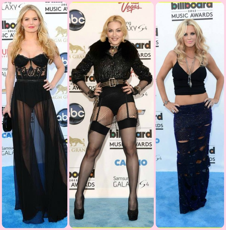 Billboard 2013 Müzik Ödülleri sahiplerini buldu! Şıklık konusunda birbiriyle yarışan ünlülerin bu yılkı seçimleri siyahtan yana oldu!