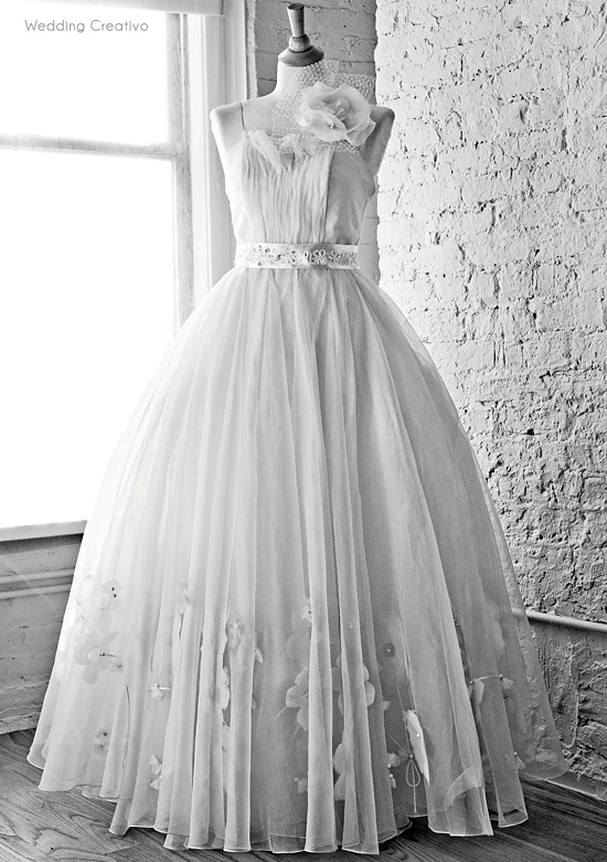 Alice Padrul couture #wedding #dress