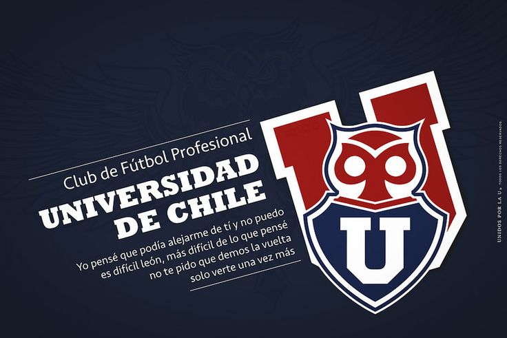 Wallpaper Oficial Unidos por la U ® by P4tUzo