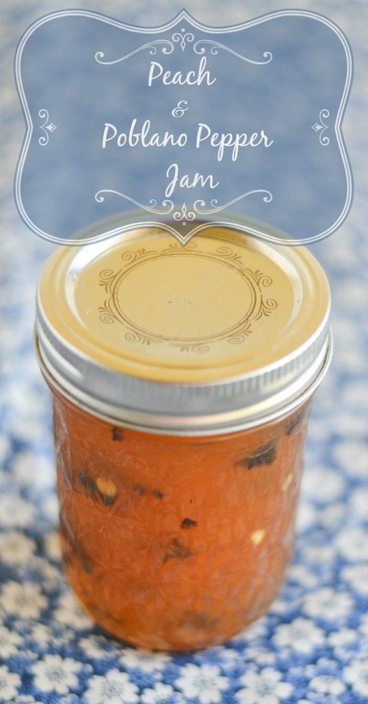 Peach Poblano Pepper Jam recipe using Ball Jam & Jelly Maker. With a few other Jelly & Jam Maker recipes to get you started.