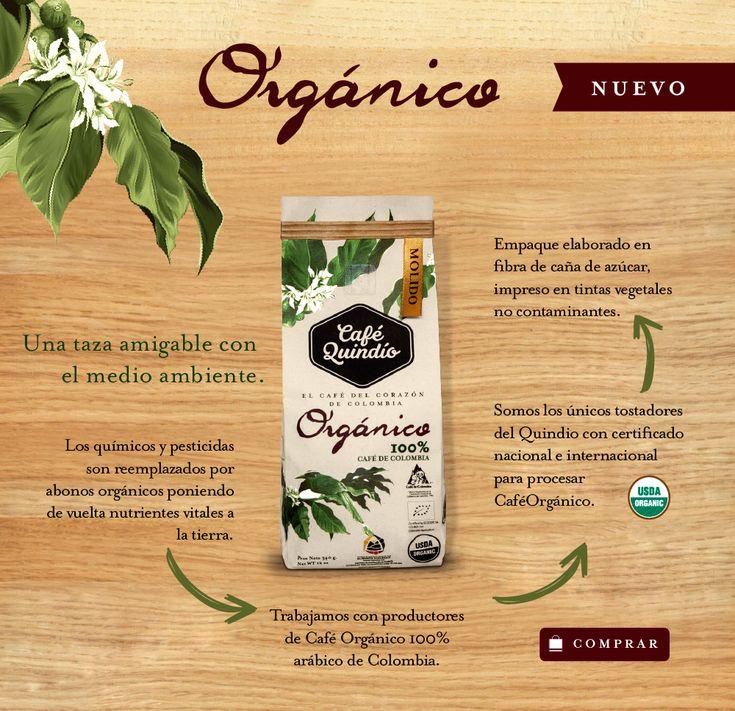 Café Quindío Orgánico - .: Cafe Quindío :. El Café del Corazón de Colombia