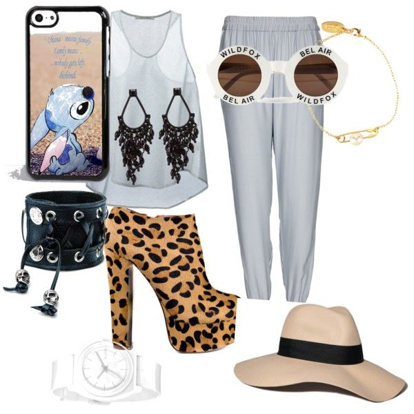 Wild by royalty304 on Polyvore featuring polyvore, beauty, Wildfox, Abercrombie & Fitch, Disney, Nixon, Vivienne Westwood, Funk Plus, Zoë Jordan and ZIGIgirl