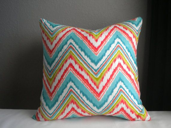 Toss Pillows Are Like Jewelry For Your Furniture. Dramatically Change The  Ambiance Of Any Room In Your Home With This Chevron Toss Pillow Cover