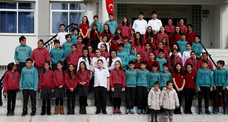 الصدفة تجمع 34 توأمًا بمدرسة واحدة في تركيا