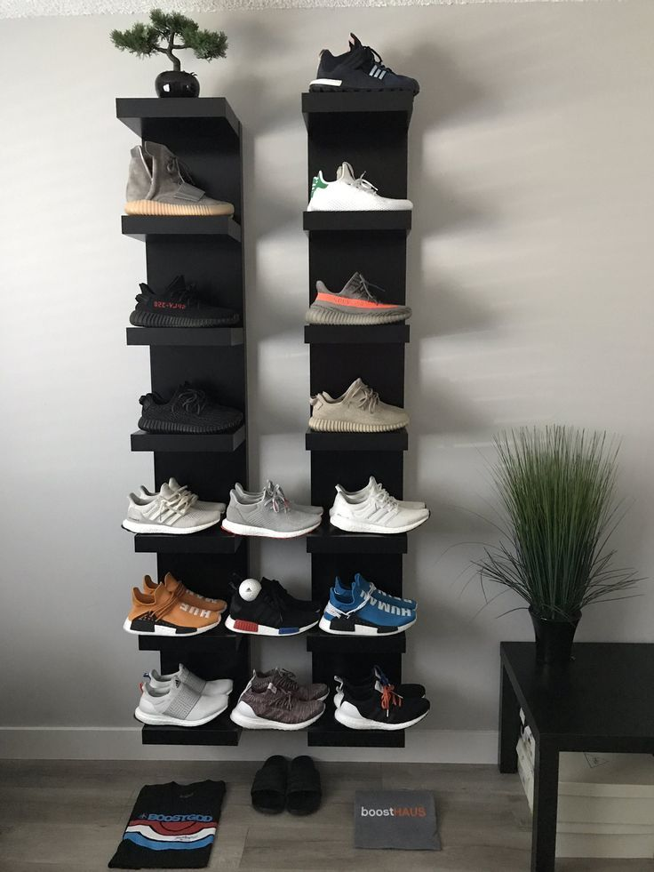 Pin on Sneaker Display | Shoe Tree by Sole Trees