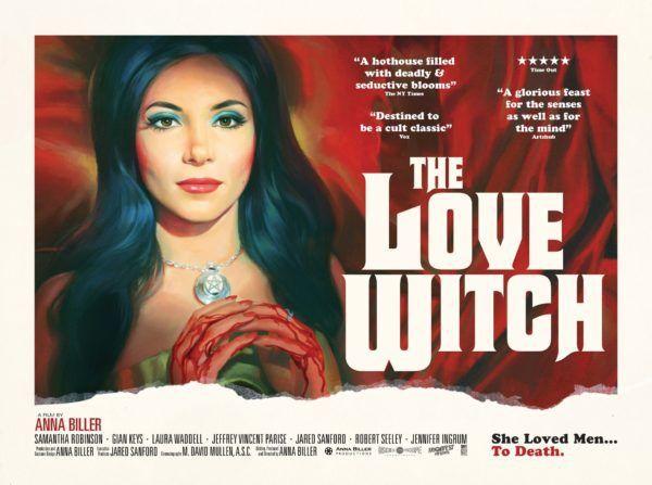 """The Love Witch"" an Anne Biller film"