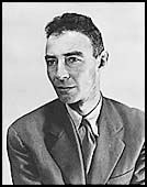 Discovery of the Atomic Bomb and the moral conflict it created ***************************************** J. Robert Oppenheimer: J. Robert Oppenheimer The massive destruction the bombs inflicted troubled Oppenheimer. He had been so caught up in the challenge of creating something new that he had not considered the human toll that would be caused by these bombs.