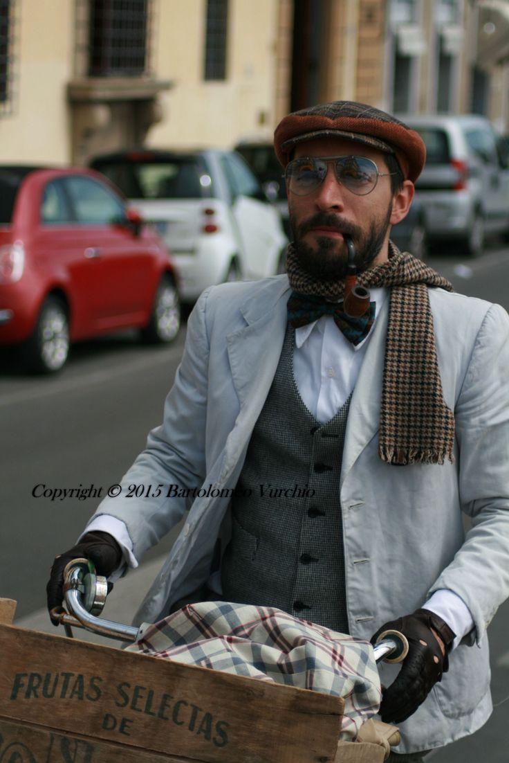 Firenze....artista su due ruote!!!!