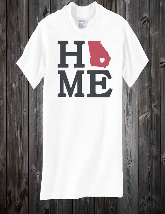 Check out this item in my Etsy shop https://www.etsy.com/listing/541661623/home-georgia-shirt-youth-and-adult-sizes