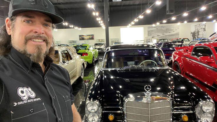 Check Out Car Kings Star Beau Boeckmann's Incredible Car