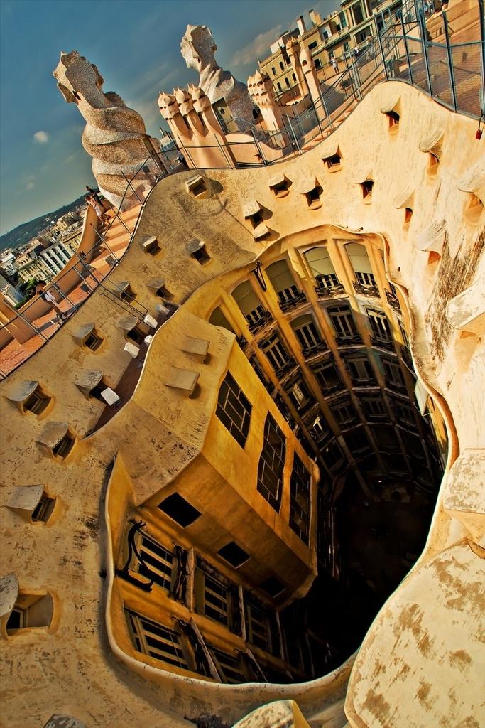 Casa Batlló, Gaudí_Barcelona