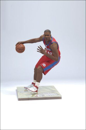 McFarlane Toys NBA Sports Picks Series 12 Action Figure Elton Brand 2 Los Angeles Clippers Red Jersey *** Check this awesome product by going to the link at the image.Note:It is affiliate link to Amazon.