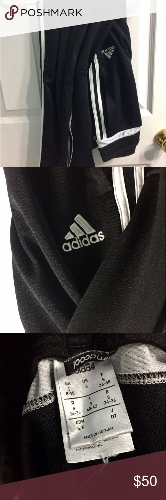 Adidas Slim Fit Jogger Pants Stylish jogger pants from Adidas, in great condition after only a few wears.  Perfect for after gym workouts!  Open to offers. adidas Pants Track Pants & Joggers