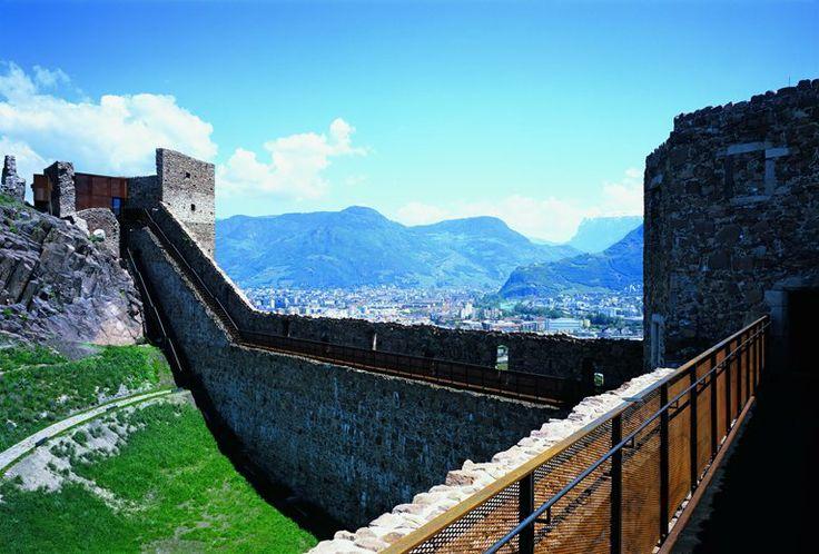MMM Messner Mountain Museum Firmian - Bolzano, Italia - 2006 - Werner Tscholl, Architekt