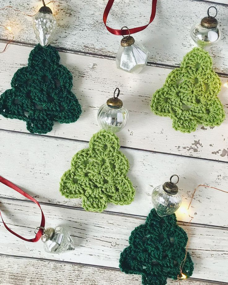 Most Beautiful Christmas Crochet Patterns With You New Year 2019 – Page 62 of 63