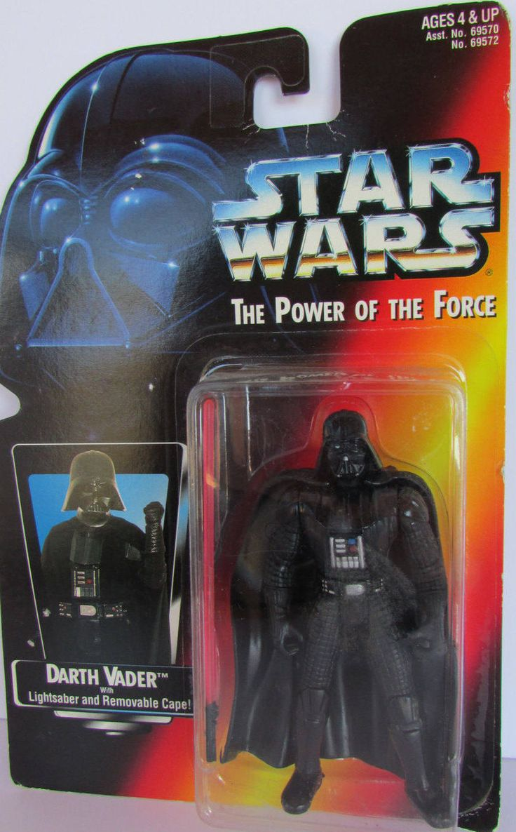 Check out this cool figure in our #etsy shop: Darth Vader Long Lightsaber Variant - Star Wars Power of the Force - Red Card - Action Figure http://etsy.me/2CTcO2z #toys #kennerstarwars #poweroftheforce #starwarsfigure #anewhope #collectible #vintagestarwars #s