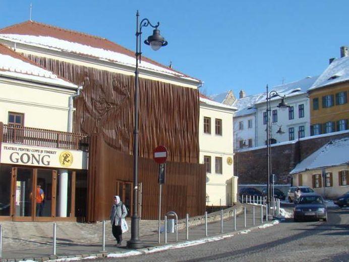 Luna octombrie aduce teatru, muzica si film pe scena Teatrului GONG din Sibiu!2