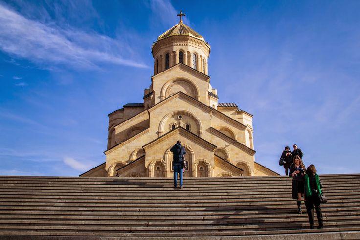 Georgia, Tbilisi.