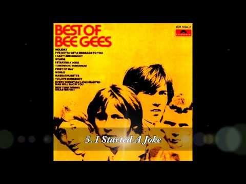 Best of Bee Gees / Bee Gees (Full Album 1969) - YouTube