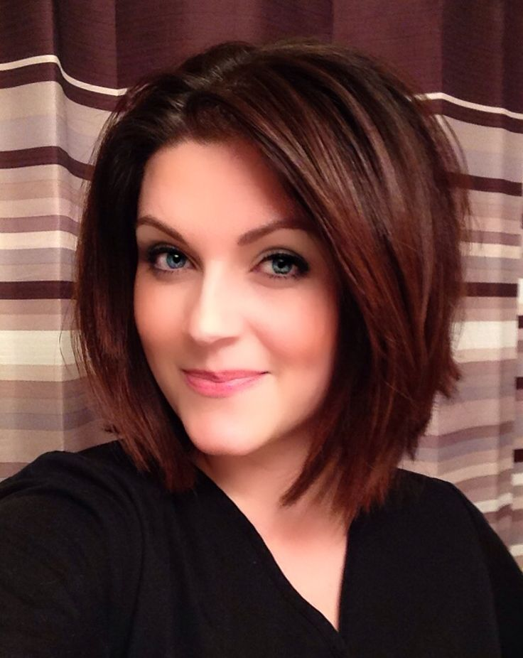 Best 25+ Layered bob hairstyles ideas on Pinterest | A line ...
