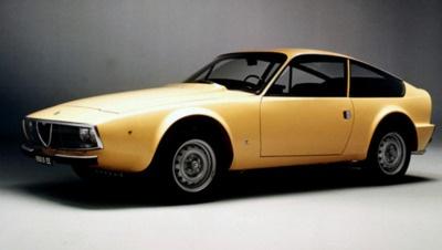 1969 Alfa Romeo Junior Z (Zagato)