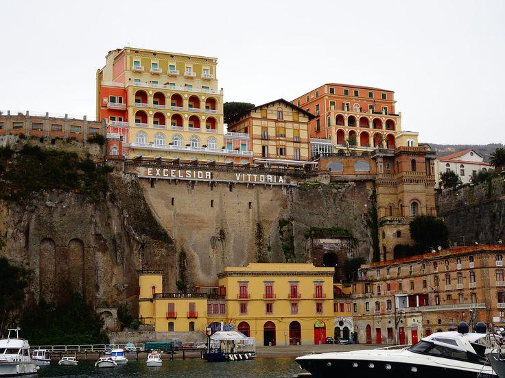 Hotel, Sorrento, Italy