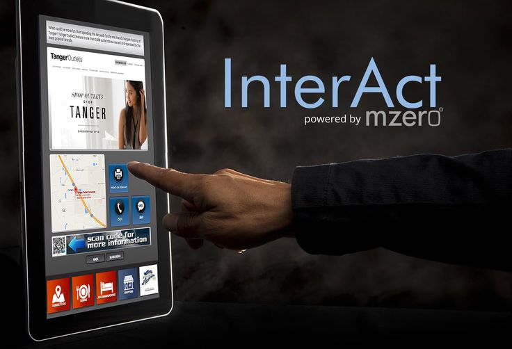 InterAct Digital Signage Software