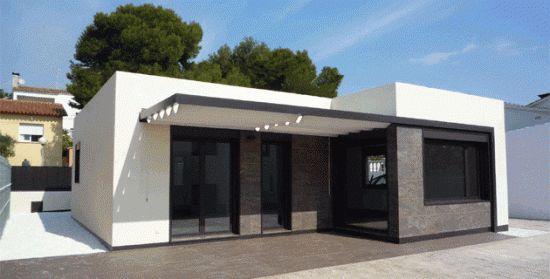 M s de 10 ideas incre bles sobre casas prefabricadas - Casas prefabricadas de madera espana ...