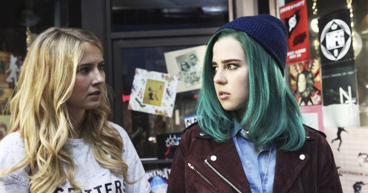 Sweet/Vicious, MTV's newest show, is a comedy. It is also a show about rape.