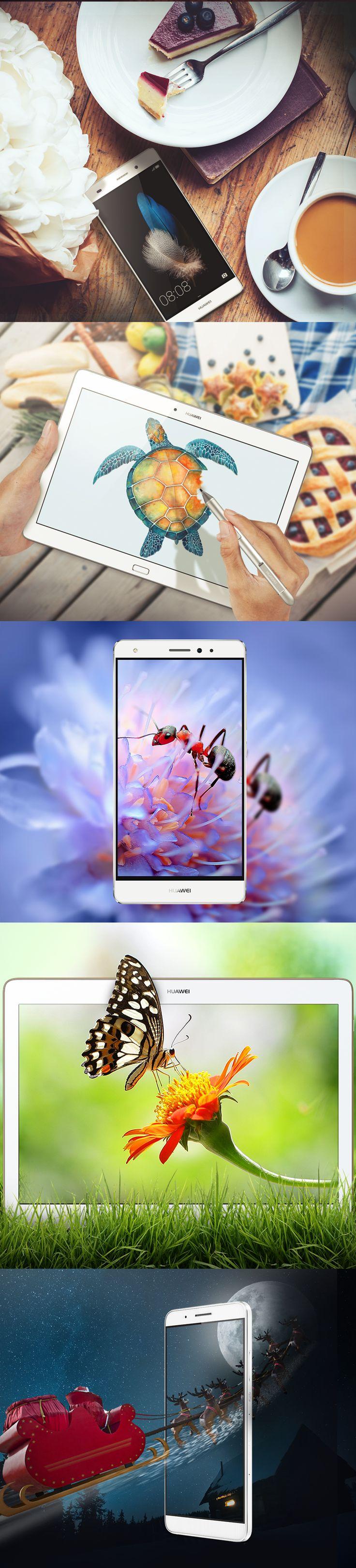 Huawei | Social Media on Behance