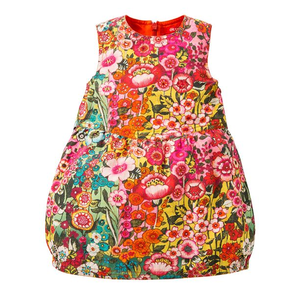 Flower baby dress Oilily