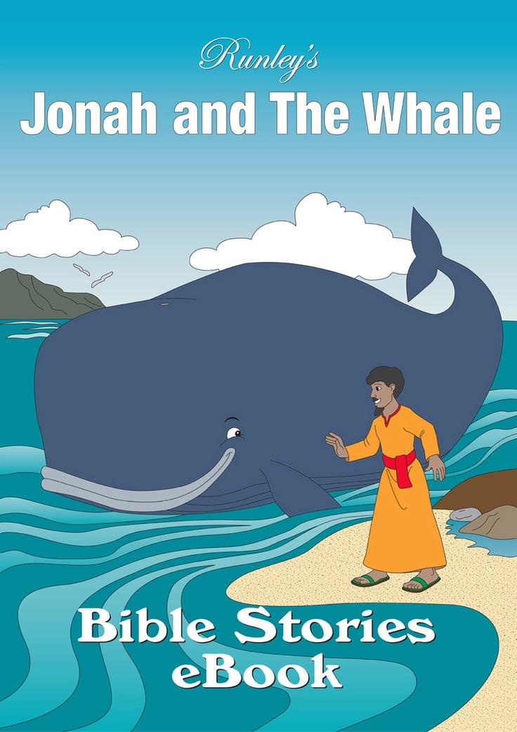 Jonah & the Whale Mini Flip Books
