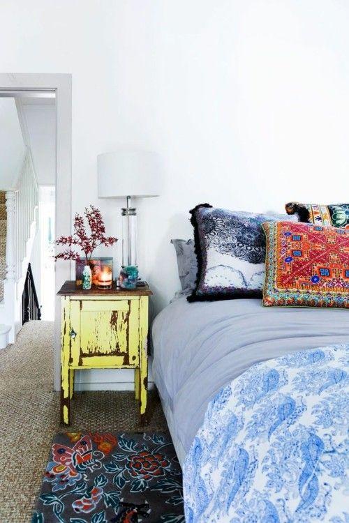 1412 best Schlafzimmer Ideen - Schlafzimmermöbel - Kopfteil images - schwarz weiß schlafzimmer