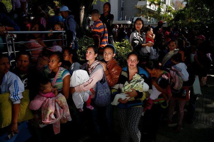#world #news  Maduro's awkward TV shows raise hackles amid Venezuela crisis