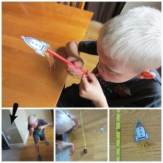 Air Powered Rockets - at Relentlessly Fun, Deceptively Educational