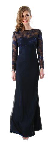 Vestido Massima modelo 2086 | Massima - Vestidos de noche