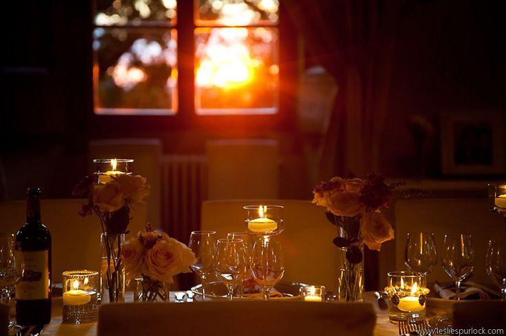 Romantic inside wedding at Castello Vicchiomaggio - Tuscany - Wedding in Italy